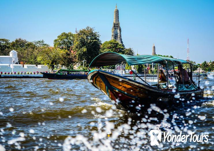 Chao Phraya River Mae Nam Chao Phraya Tours & Tickets (Best
