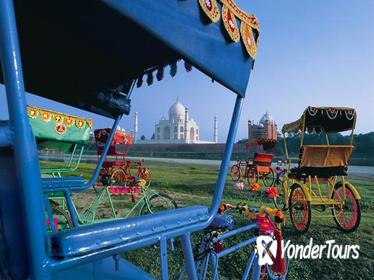 02 Days Taj Mahal Tour with Heritage Walk