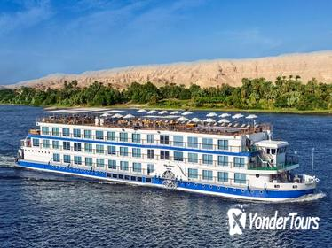 09 Nights Luxury Egypt tour Four season Cairo and Oberoi Philae Nile cruise
