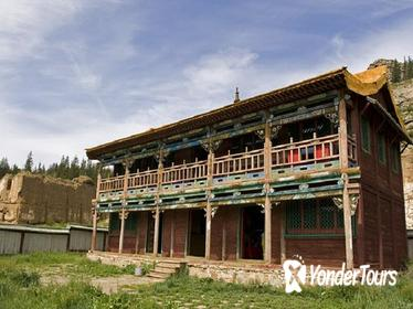 1 Day Coach Tour of Manzushir Monastery Including Lunch