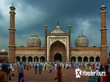1 Day Delhi and 1 Day Agra With Taj Mahal Sunrise View