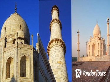 1 Day Taj Mahal Tour with Mughal Experience