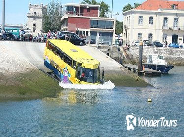 1.5-Hour Amphibious Sightseeing in Lisbon