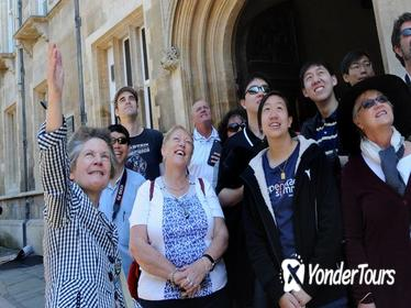 1.5-Hour Cambridge and Cambridge Colleges Walking Tour