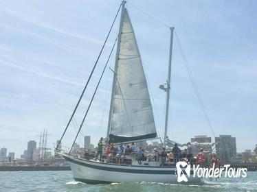 1.5-hour San Francisco Bay Sailing Tour