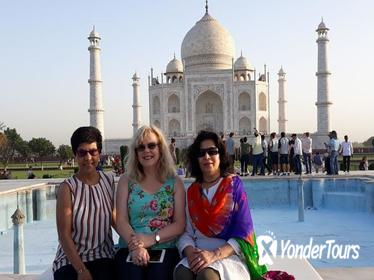 14 HOURS TAJ MAHAL TOUR FROM DELHI BY CAR