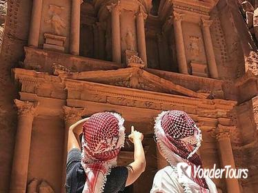 15-Day Jordan & Egypt tour Discovered By Felucca