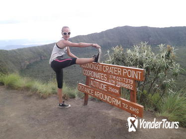 1-Day Hiking Adventure at Mount Longonot from Nairobi