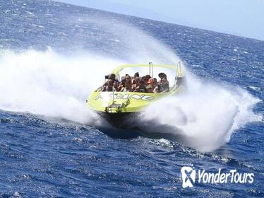 1-Hour Guided Jet Boat Tour from Kaanapali Beach