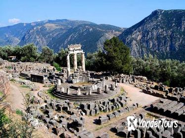 2 Day tour to Delphi - Meteora From Athens