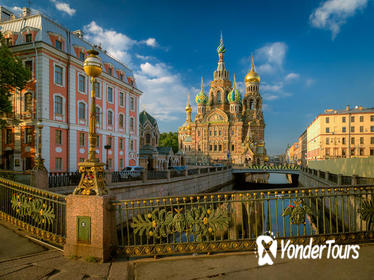 2 Day Visa-Free Small Group Moderate Shore Excursion of Saint-Petersburg