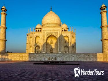 2 Days Agra Sunset and Sunrise Taj Mahal Private Tour from Delhi