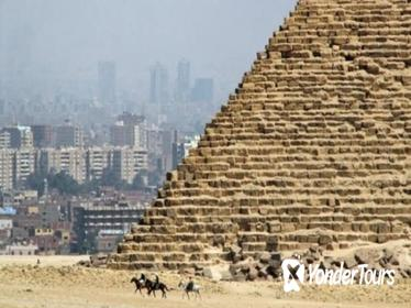 2 Days Holiday in Cairo included Giza Pyramids Saqqara, the Egyptian Museum, Khan Al khalili Bazar and the Old City