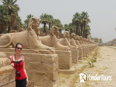 2 days in luxor with free airport pick up