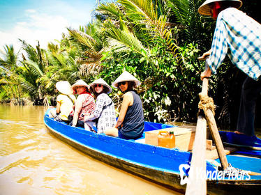 2 days in Mekong Delta including Cai Rang floating market