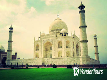 2 Days Taj Mahal Agra Tour From Delhi