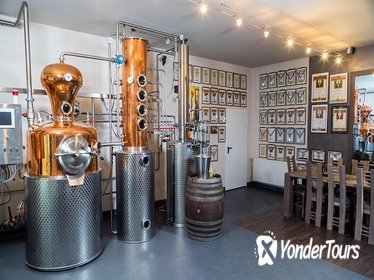 2 distilleries & Szekely National Museum day trip