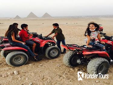 2- Hour Quad Bike Tour at Pyramids of Giza