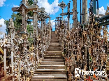 2 Hours Private Tour to Hill of Crosses from Siauliai