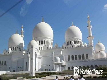 2 in 1 Best Combo Tours Full Day Abu Dhabi City Tour and Night Dhow Cruise Dubai