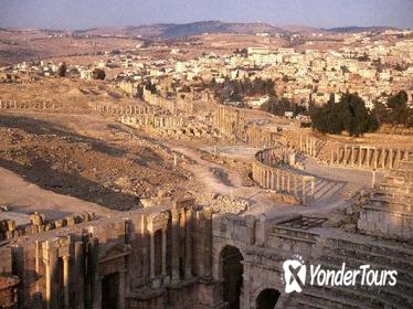 2 Nights 3 Days Private Philadelphia Jordan Tour Amman and Surroundings