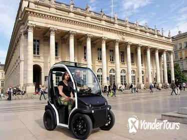 2.5-Hour Bordeaux Self-Guided Sightseeing Tour by Electric Car