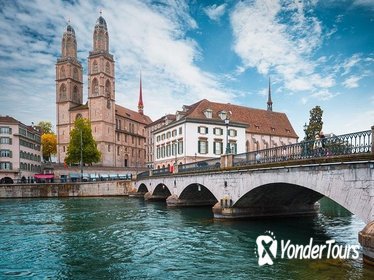 2000 Years Of Zurich's History In A 2 Hours Walking Tour Including Panorama View