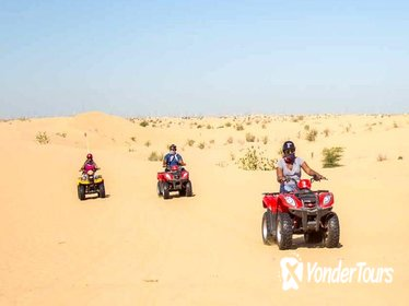 2-DAY 30-MINS QUAD BIKE SAFARI WITH ABU DHABI CITY TOUR