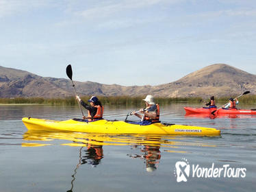 2-Day Amantani Homestay Including Kayak Experience