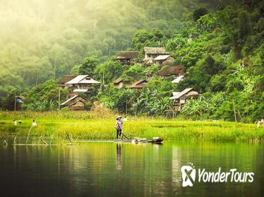 2-day Ba Be Lake with boat trip and Homestay