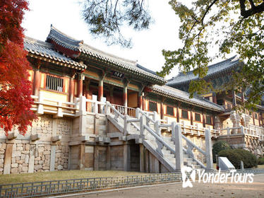 2-Day Gyeongju Rail Tour from Seoul