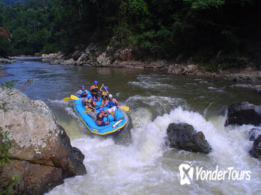 2-Day Jungle White Water Rafting and Embera Village Tour from Panama City