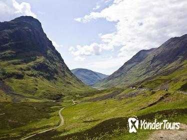 2-Day Loch Ness, Inverness and the Highlands Tour from Edinburgh
