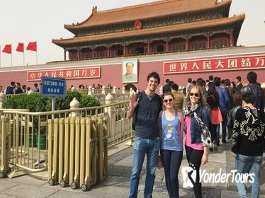 2-Day Private Beijing Highlight Tour with Great Wall and Optional Evening Show