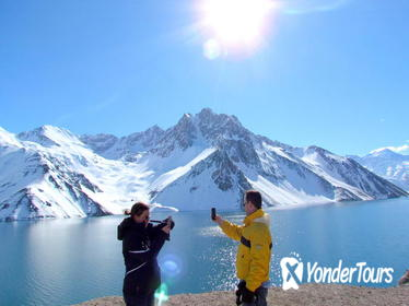 2-Day Private Tour Exploring Santiago and Andes Mountains