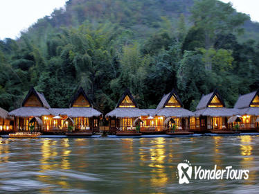 2-Day River Kwai Floathouse Experience from Bangkok