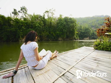2-Day River Kwai Jungle Rafts Experience from Bangkok