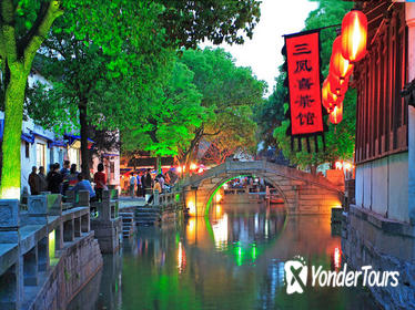 2-Day Shanghai and Suzhou Private Tour includes Chinese Water Village