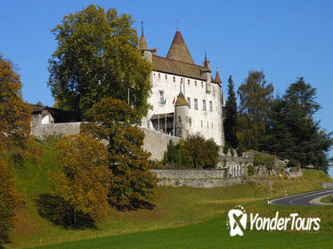 2-Day Switzerland Tour from Zurich to Geneva: Lucerne, Interlaken, Bern and Gruyères