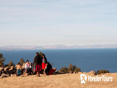2-Day Tour Uros, Amantani, and Taquile Islands with Homestay