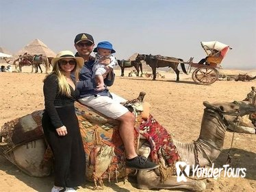 2-Days Tour in Giza and Cairo