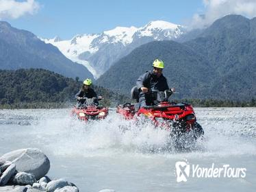 2-Hour ATV Quad Bike Tour from Franz Josef