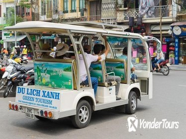 2-Hour Hanoi Old Quarter Tour by Electric Car