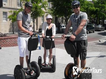 2-Hour Historic Dallas Segway Tour