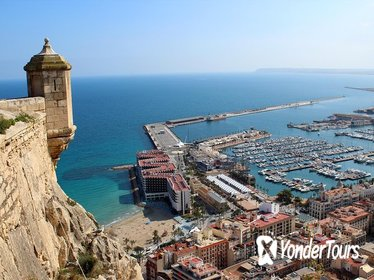 2-hour Private Santa Barbara Castle tour in Alicante