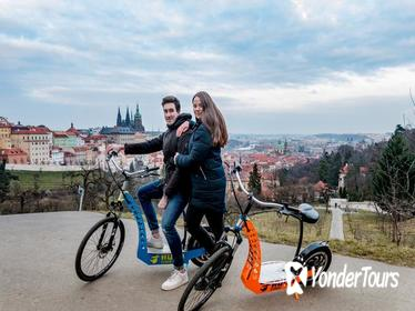 2-Hour Private Scooter Tour in Prague