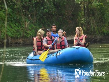 2-in-1 Arenal Volcano Combo Tour: River Safari Float and La Fortuna Waterfall