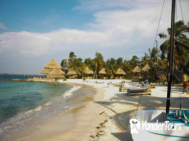 2-Night Rosario Islands: Isla Mucura from Cartagena