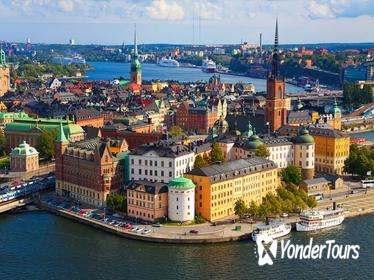 2-Night Round-Trip Cruise from Riga to Stockholm With City Sightseeing Tours