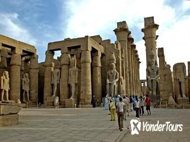 2-Night Tour Including Cooking Class with a Local Family in Luxor